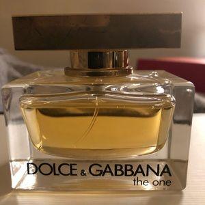 Dolce & Gabanna the one